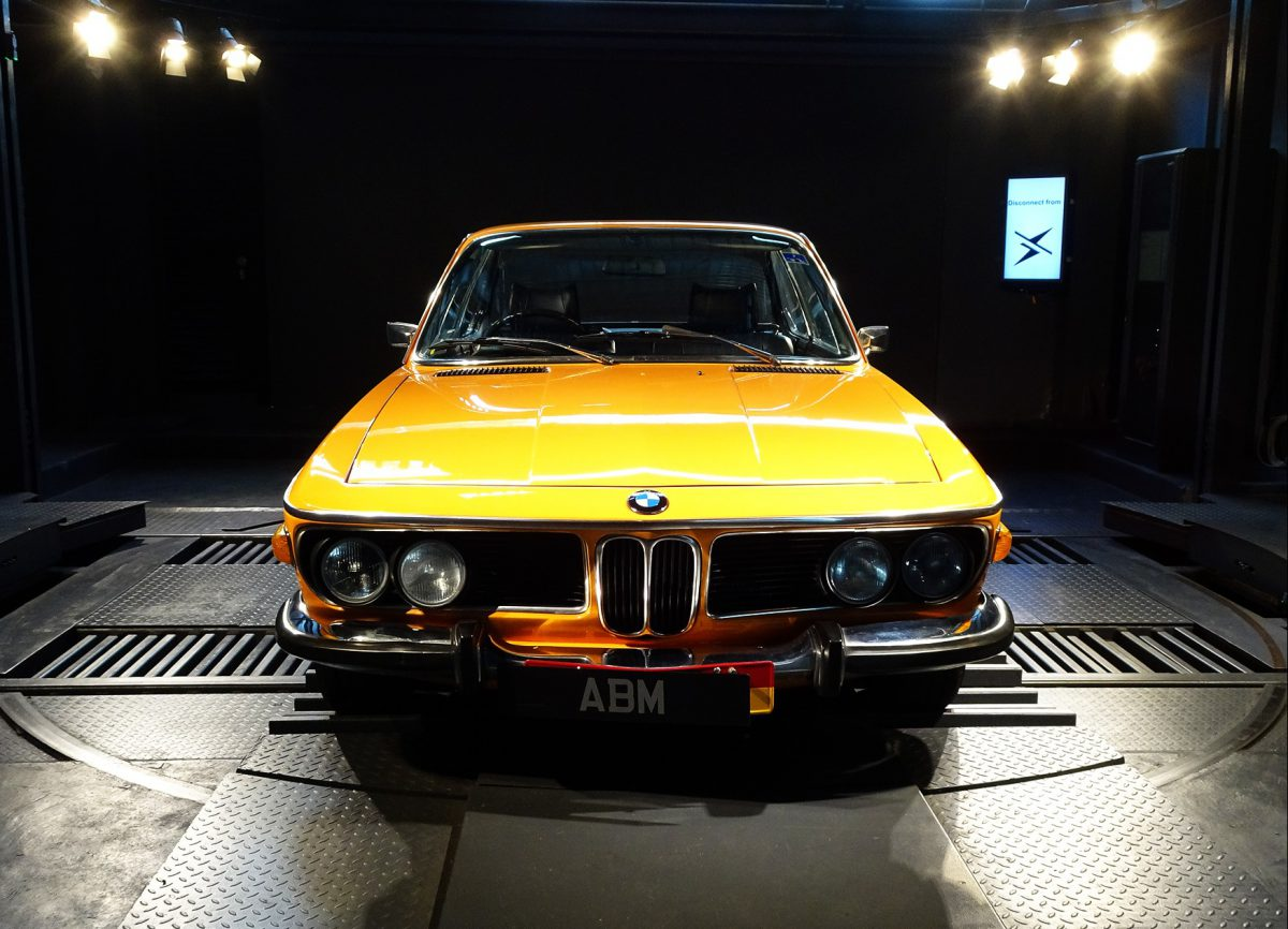 [SOLD] 1973 BMW 3.0 CS