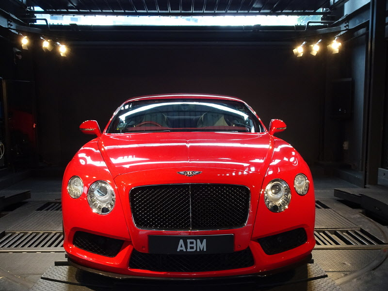 [SOLD] 2012 BENTLEY CONTINENTAL GT V8