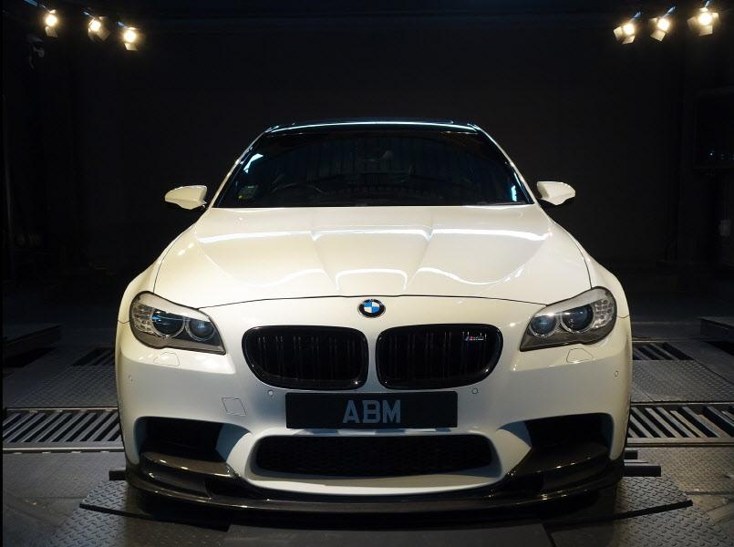 2012 BMW M5 4.4