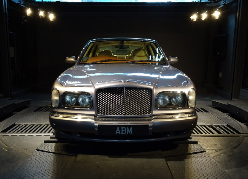 [SOLD] 2001 BENTLEY ARNAGE BIRKIN
