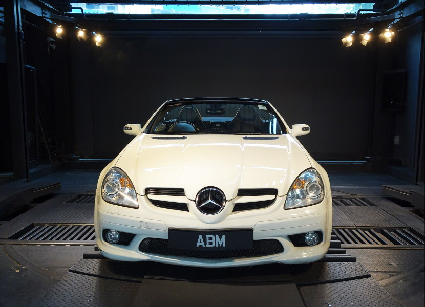 [EXPORT] 2008 MERCEDES SLK 200ML