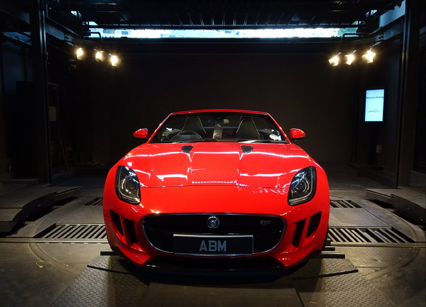 2013 JAGUAR F-TYPE 3.0 SC CONVERTIBLE