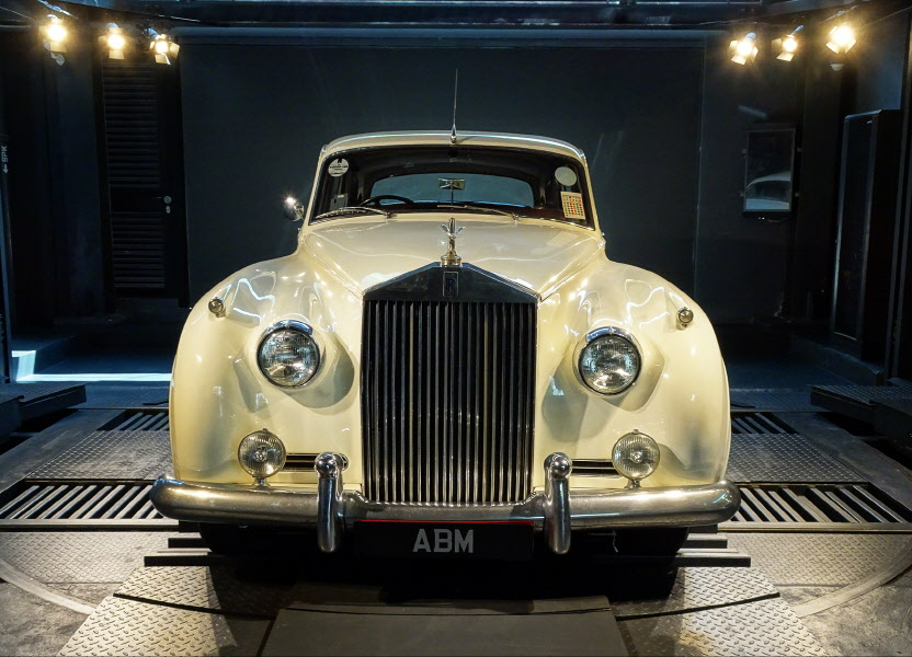1956 ROLLS ROYCE SILVER CLOUD I 4.9