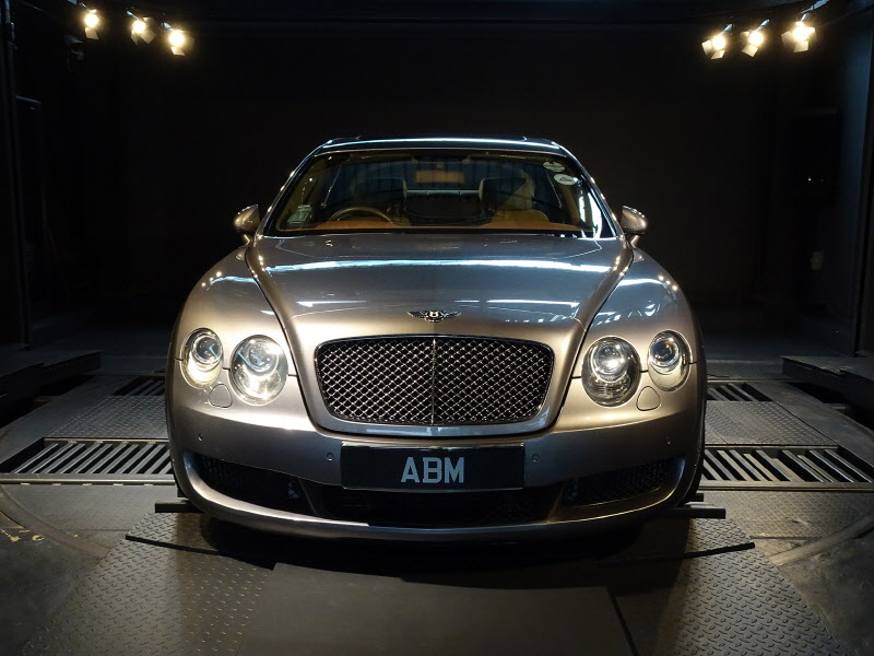 [EXPORT] 2007 BENTLEY FLYING SPUR