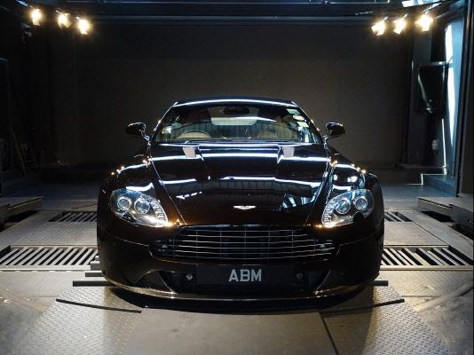 2012 ASTON MARTIN V8 VANTAGE S 4.7