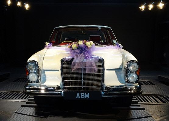 1967 MERCEDES 250S