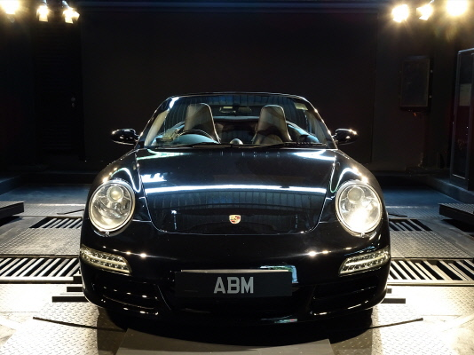 2006 PORSCHE 911(997) C4S CABRIOLET