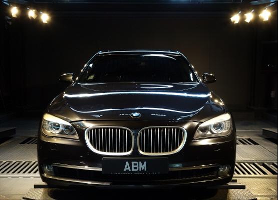 2009 BMW 740LI 3.0