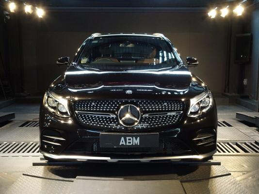 2017 MERCEDES GLC43 AMG 4MATIC