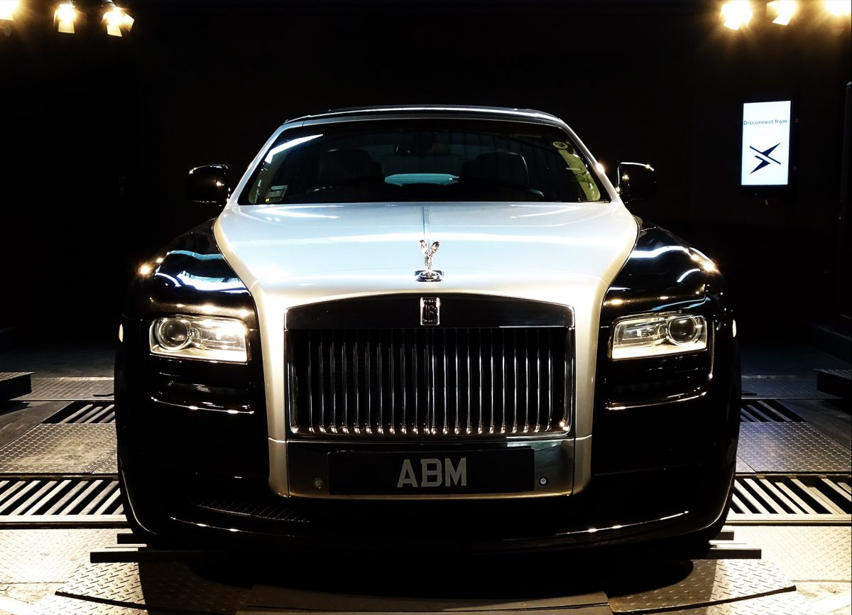 2010 ROLLS ROYCE GHOST 6.6 AT
