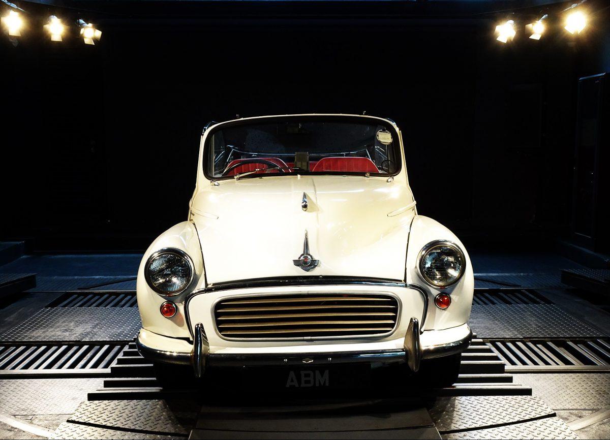 1963 MORRIS MINOR 1000