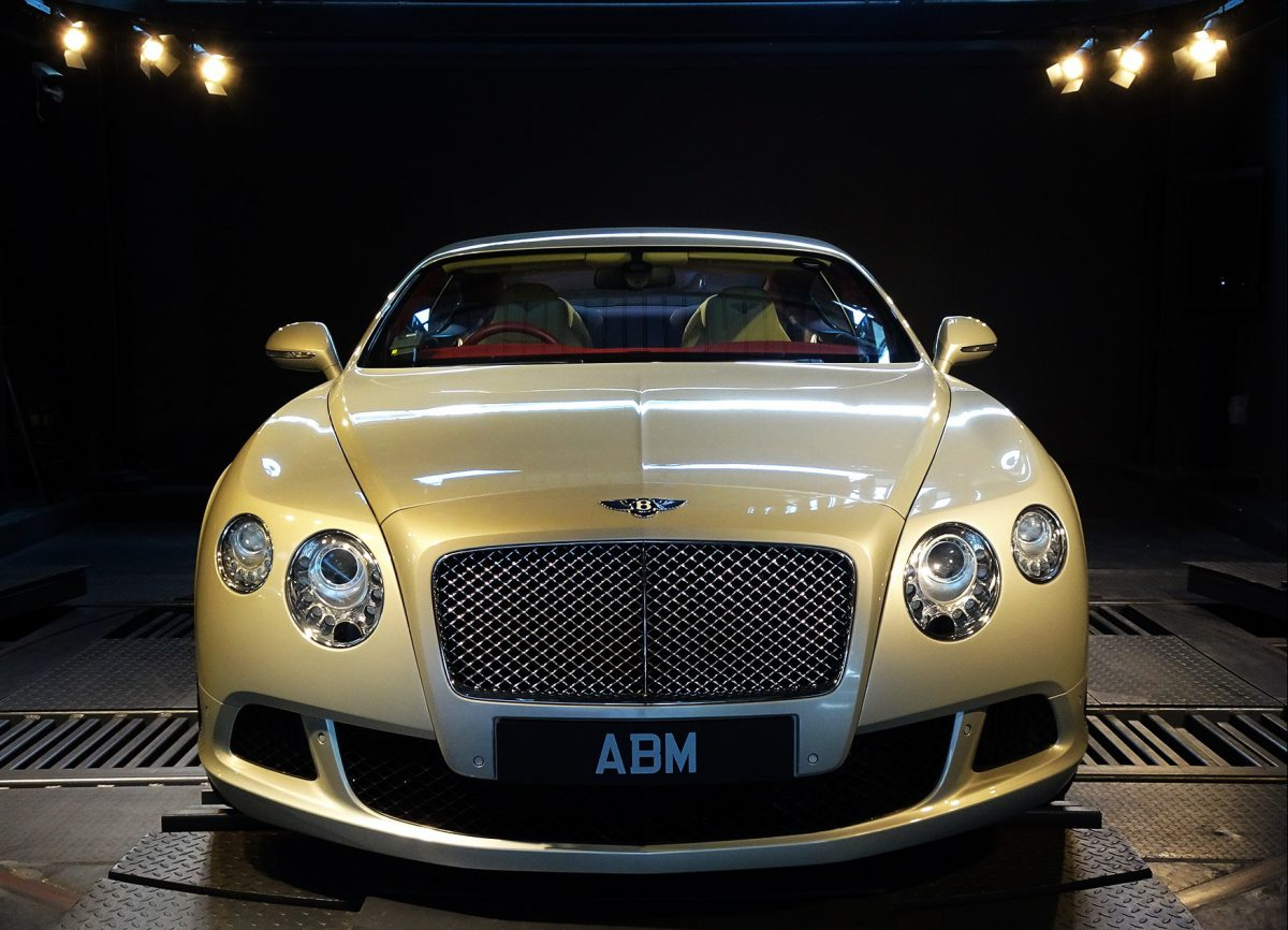2013 BENTLEY CONTINENTAL GT 6.0