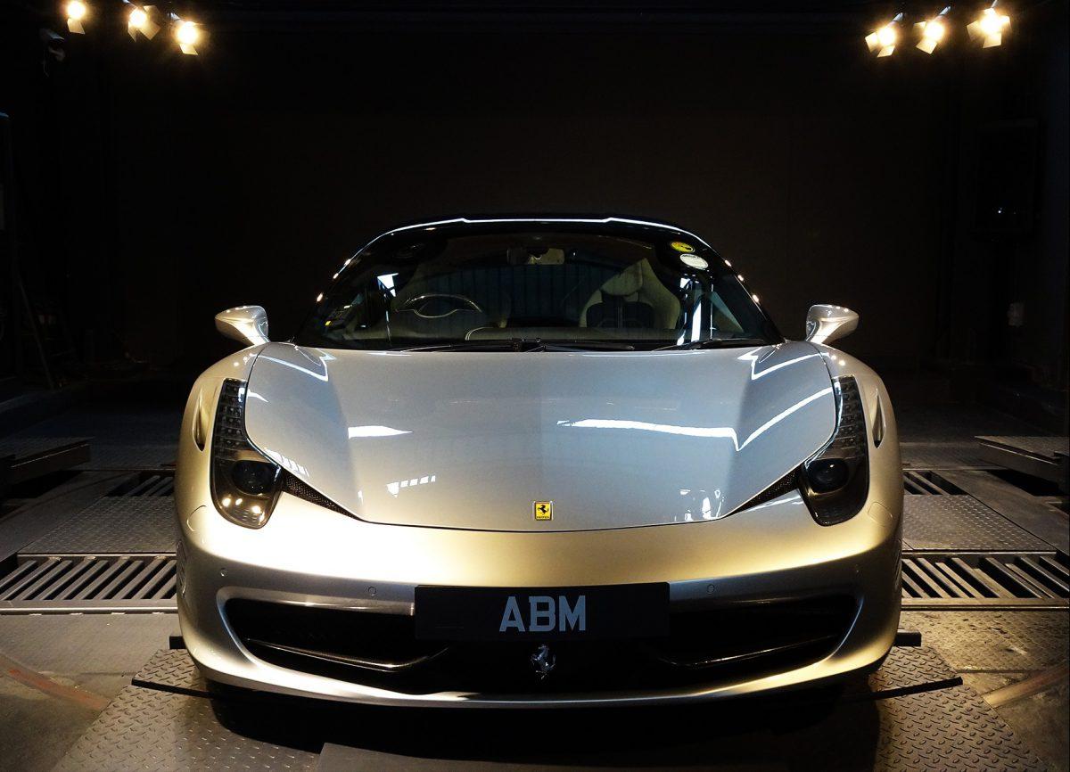 2012 FERRARI 458 ITALIA 4.5L