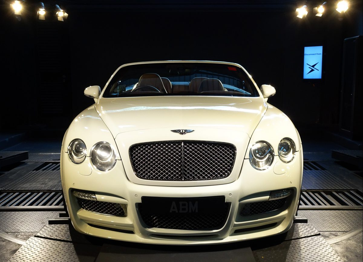2008 BENTLEY CONTI GTC