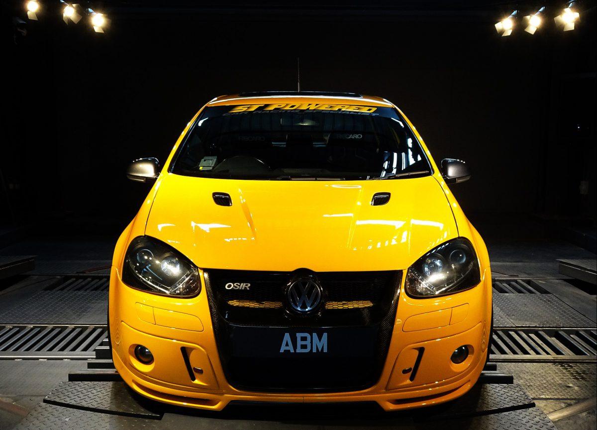 2007 VW GOLF GTI