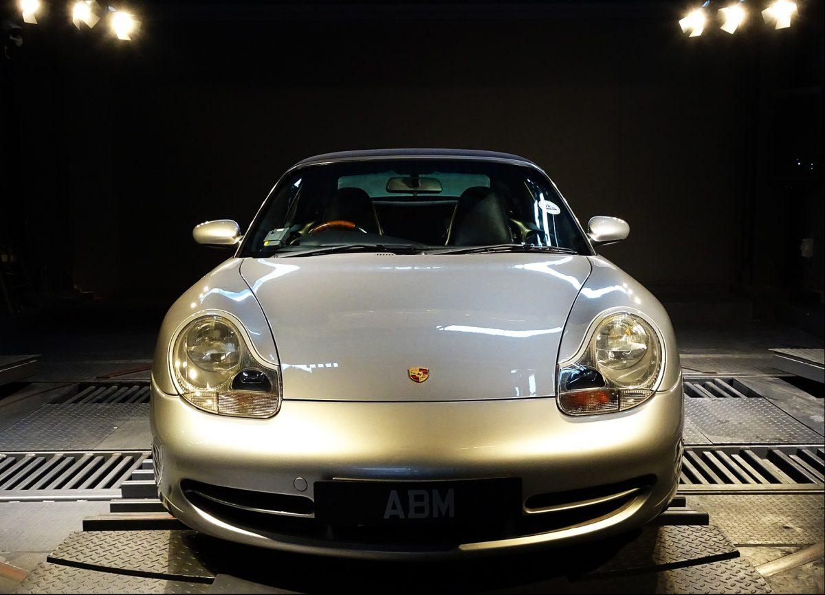 2000 PORSCHE 996 C4 CAB TIP