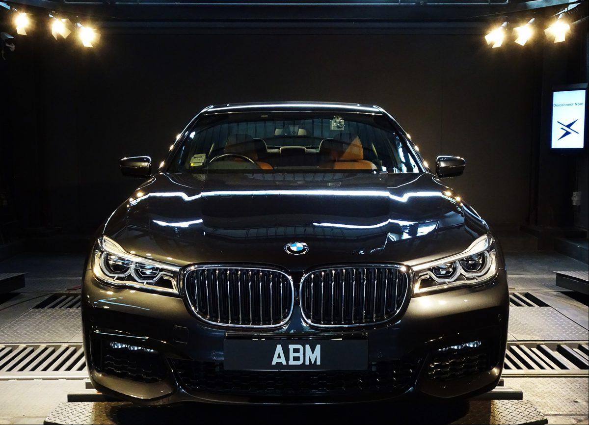 2017 BMW 730I M-SPORT