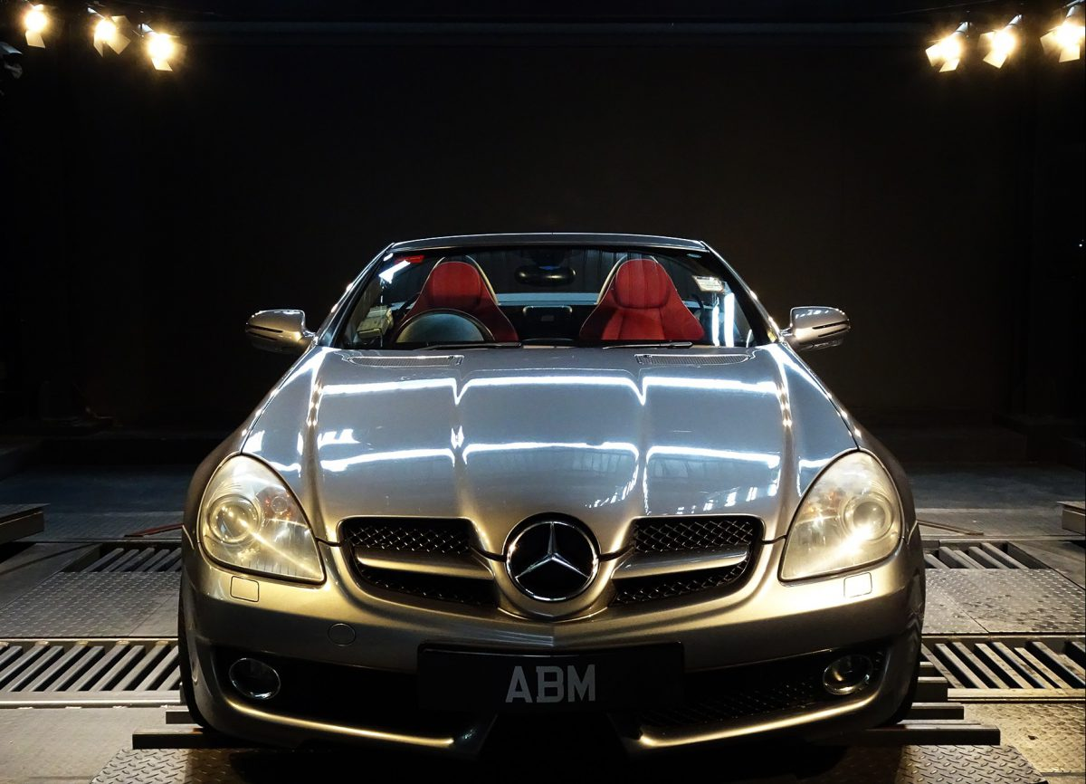[SOLD] 2008 MERCEDES BENZ SLK 280