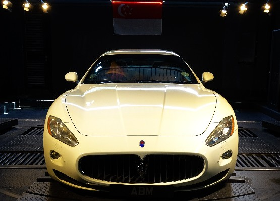 2011 MASERATI GRANTURISMO 4.2 AUTO