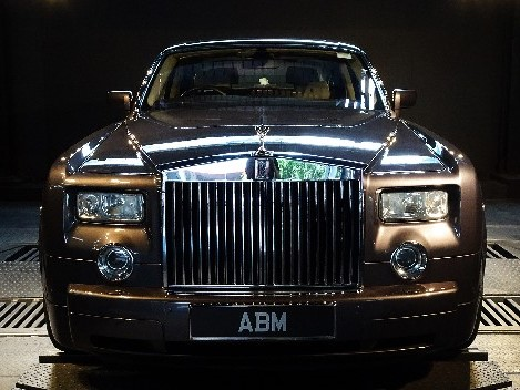 2009 ROLLS ROYCE PHANTOM