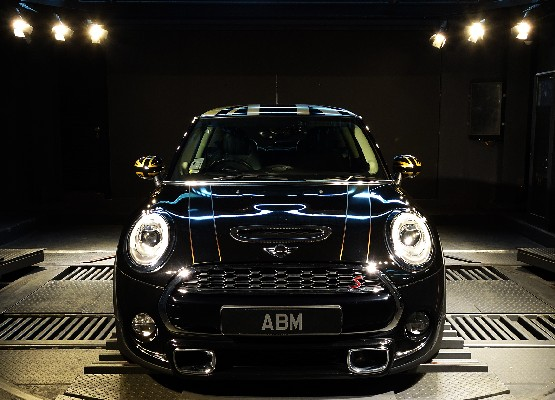 2014 MINI COOPER S HATCHBACK 3DR