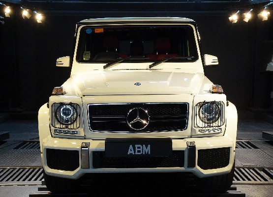 [SOLD] 2013 MERCEDES BENZ G63 AMG 5.5 A