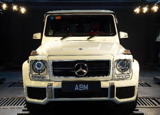 2013 MERCEDES BENZ G63 AMG 5.5 A