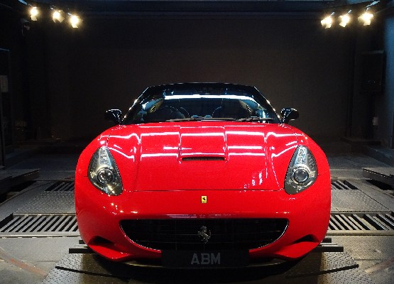 2010 FERRARI CALIFORNIA 4.3 A