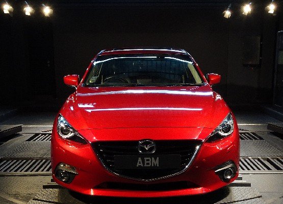 2014 MAZDA 3 5-DOOR HATCHBACK 1.5L