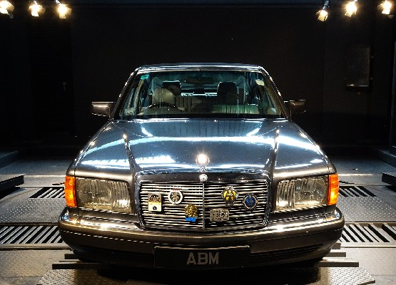 [SOLD] 1989 MERCEDES BENZ 300 SEL