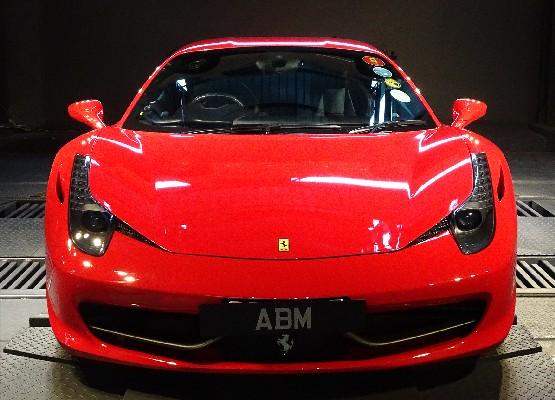 [SOLD] 2012 FERRARI 458 ITALIA 4.5L SMT