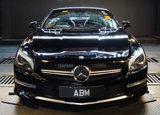 [SOLD] 2013 MERCEDES BENZ SL 63 AMG