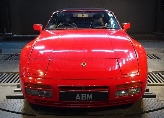 1989 PORSCHE 944 S2 CABRIO