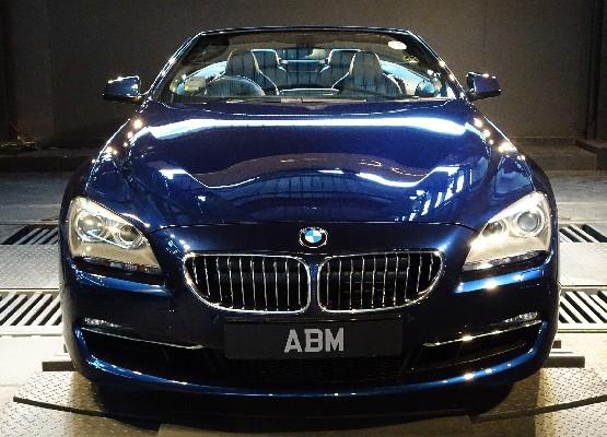 2012 BMW 640I 3.0 AT