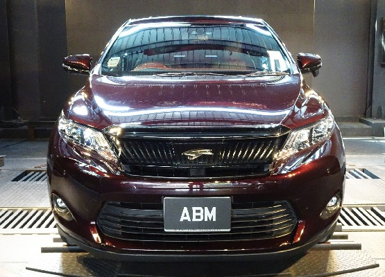 [SOLD] 2015 TOYOTA HARRIER PREMIUM 2.0 CVT