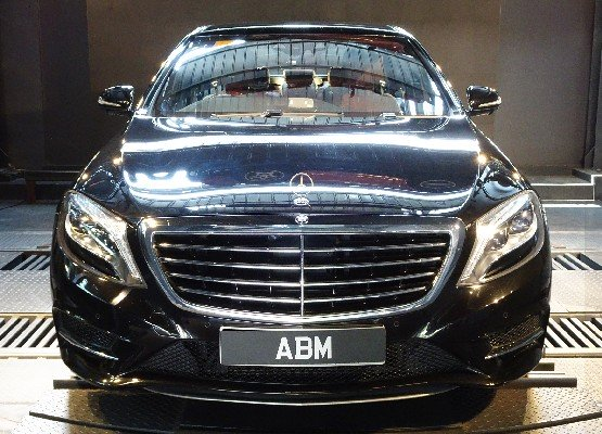 [SOLD] 2015 MERCEDES BENZ S500L AMG AUTO