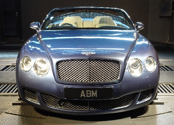 2009 BENTLEY CONTINENTAL GTC 6.0 A