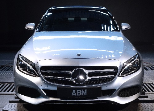 2017 MERCEDES BENZ C180 AVANTGARDE (R17 LED)