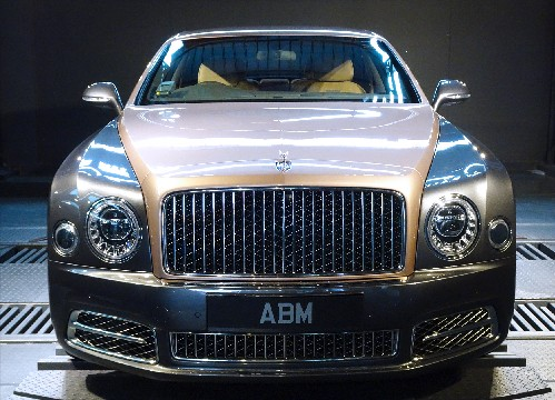 2019 BENTLEY MULSANNE 6.75A