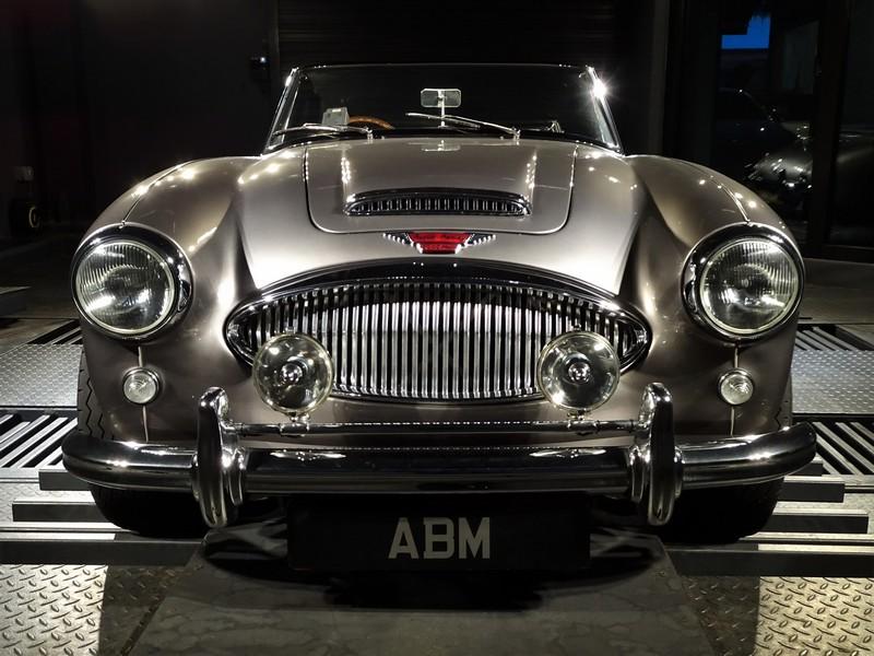 1963 AUSTIN HEALEY 3000 MKII