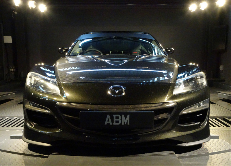 2009 MAZDA RX-8 1.3M TYPE RS